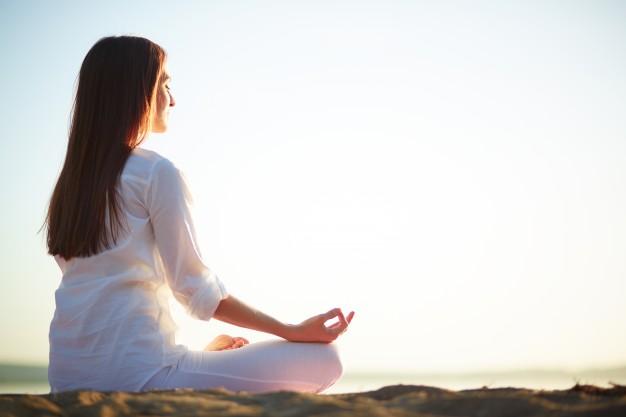 Meditación Raja yoga