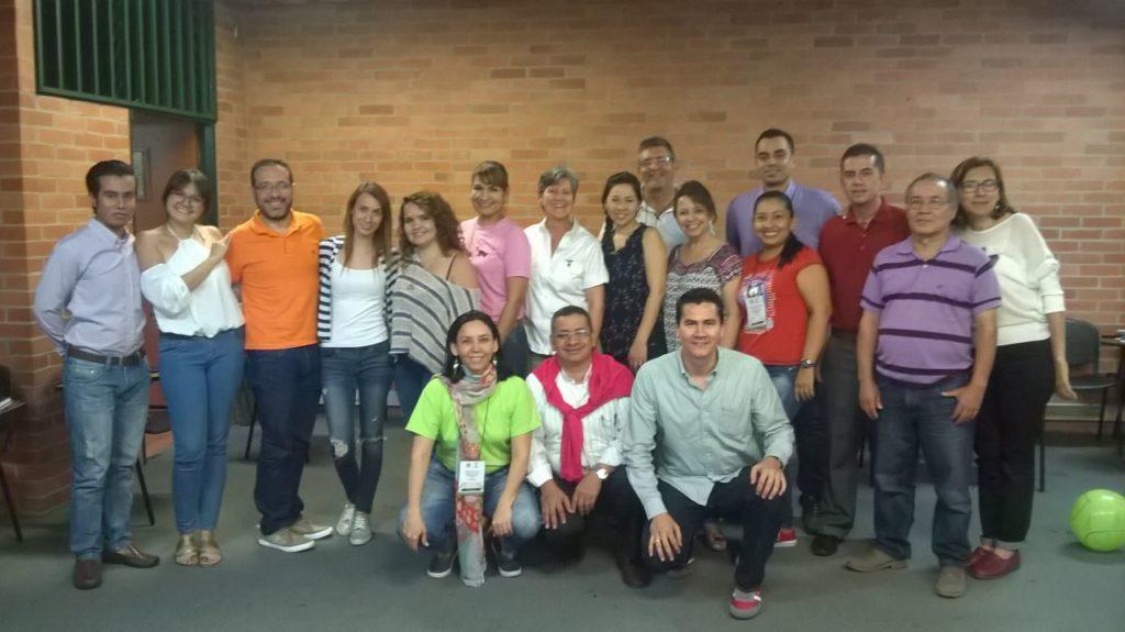 Grupo pionero 2016